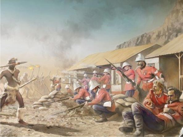 The Anglo Zulu War